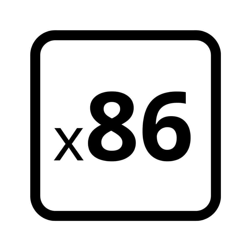 Intel X86 2