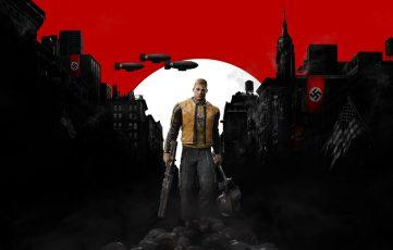 Трейлер и официальная дата релиза Wolfenstein 2: The New Colossus