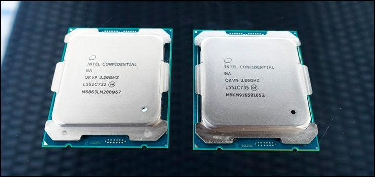 Названа дата начала продаж процессоров Intel Skylake-X и Kaby Lake-X