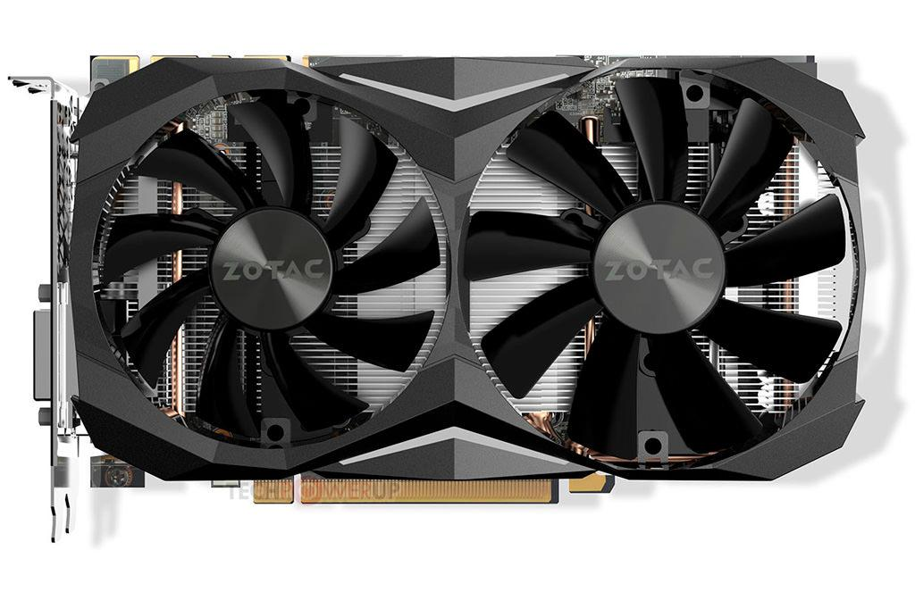 Zotac GeForce GTX 1080 Ti Mini 3
