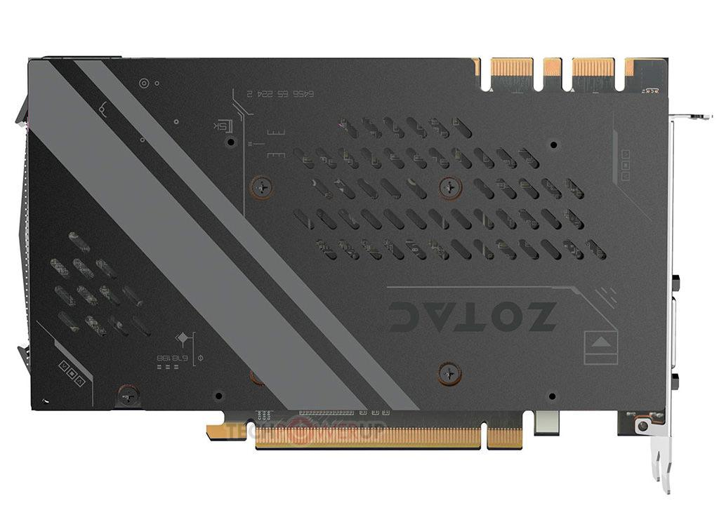 Zotac GeForce GTX 1080 Ti Mini 4