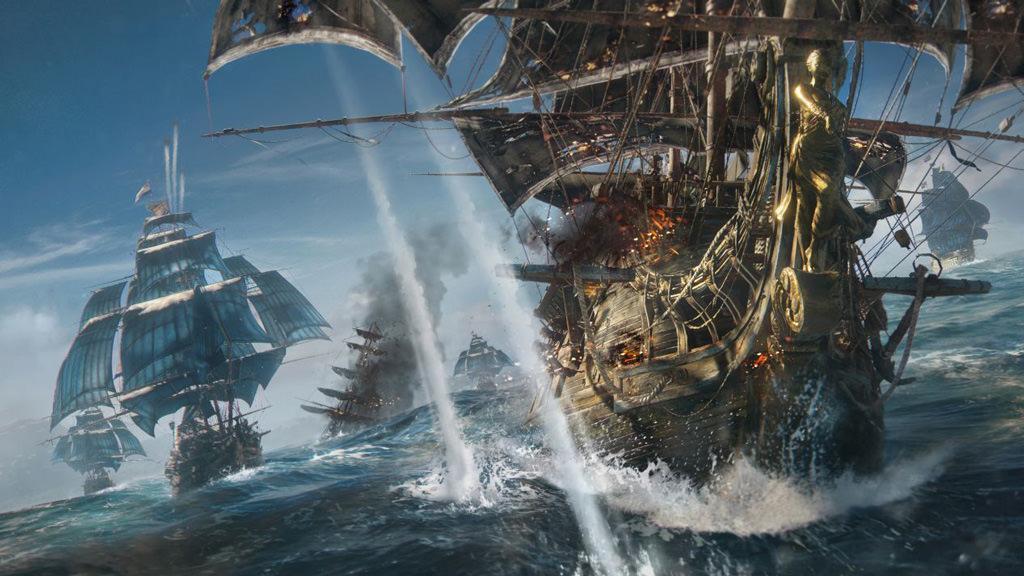 В 2018-м году Ubisoft намерена выпустить игру о пиратах