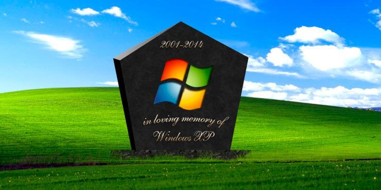 Для Windows XP внезапно вышло обновление безопасности
