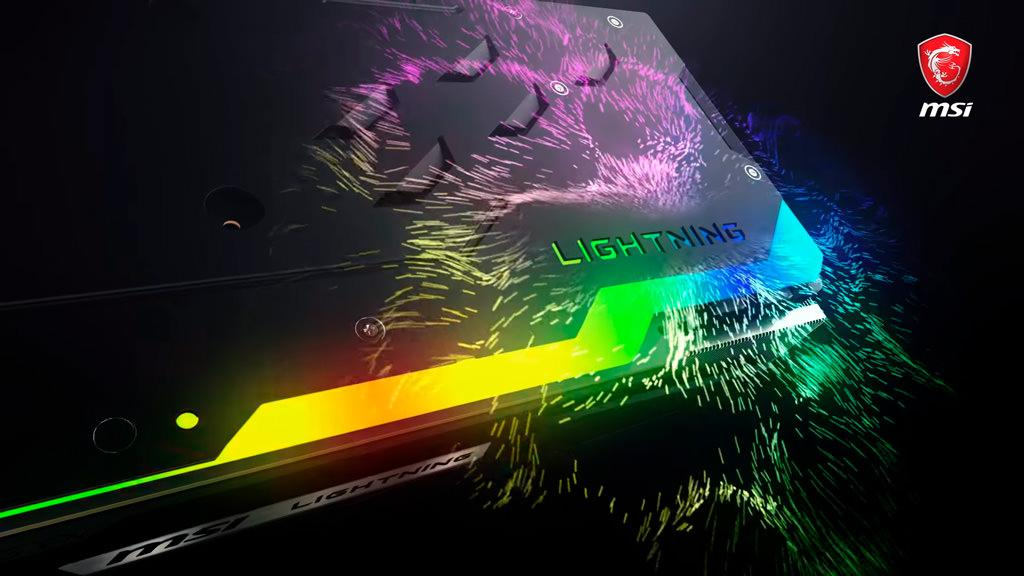 MSI GeForce GTX 1080 Ti Lightning Z 2