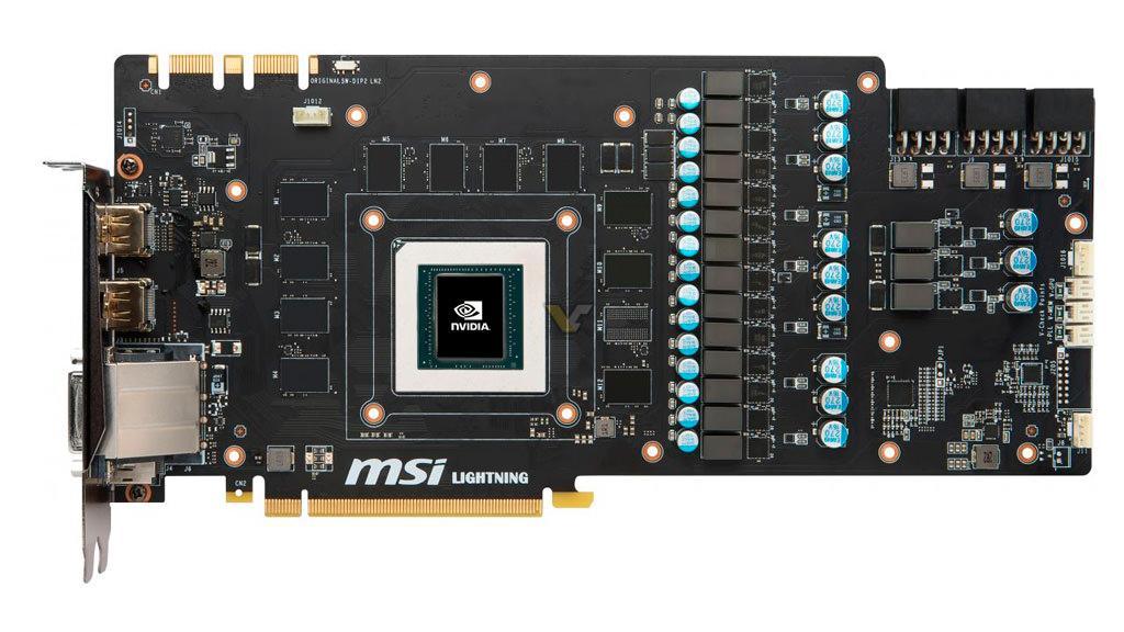 MSI GTX 1080 Ti Lightning 5