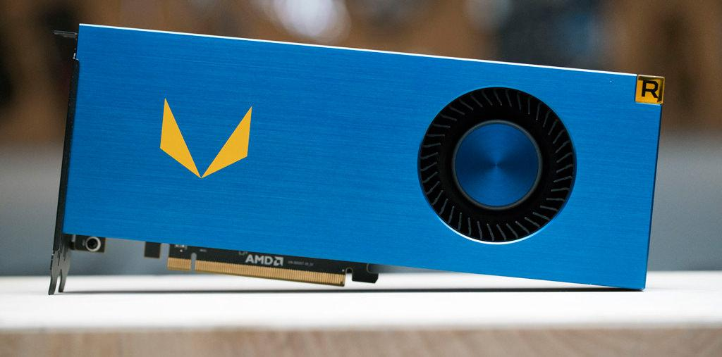 AMD Radeon Vega Frontier Edition 1