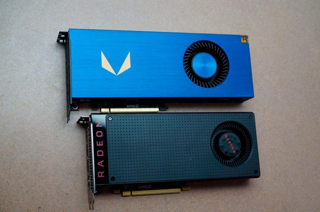 AMD Radeon Vega Frontier Edition 3