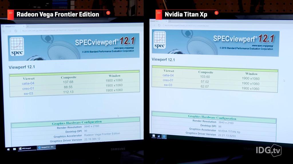 AMD Radeon Vega Frontier Edition 5