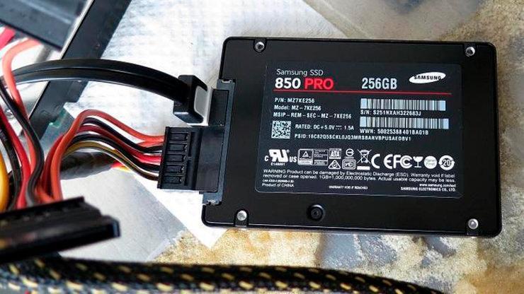 Samsung 850 Pro 91 PB 1