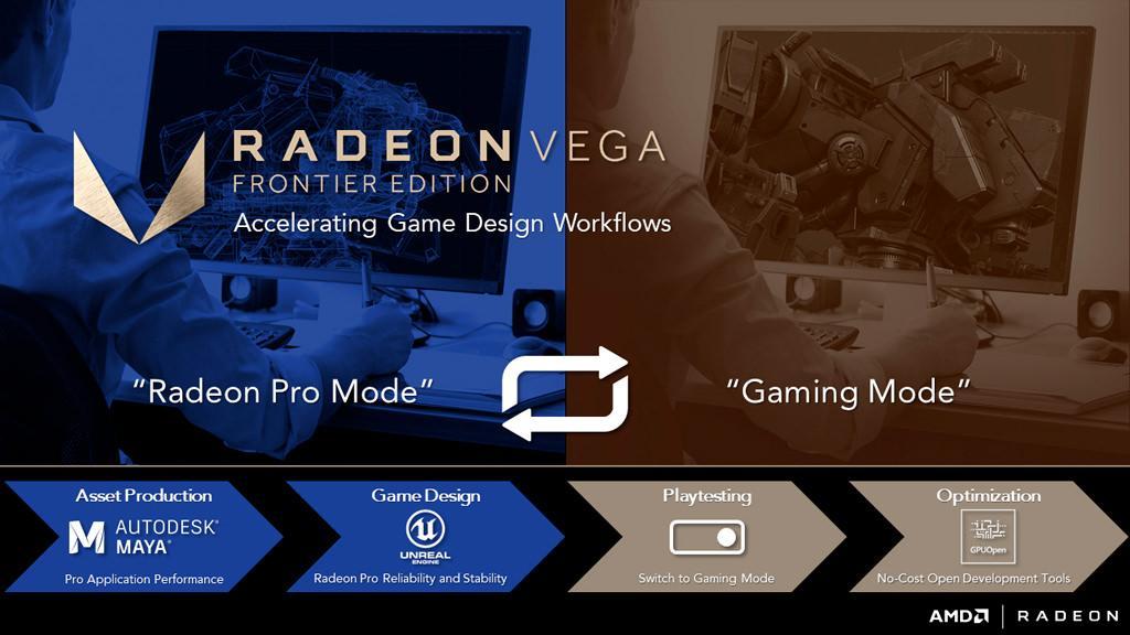 AMD Radeon VEGA Frontier 2