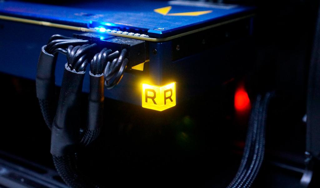 AMD Radeon VEGA Frontier 3