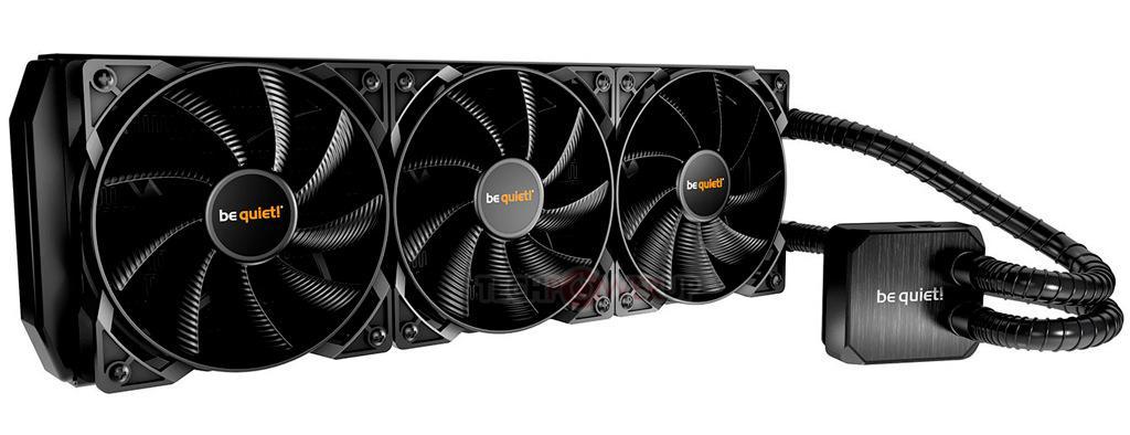 Be Quiet! выпустила процессорную СВО Silent Loop 360. Медный радиатор!