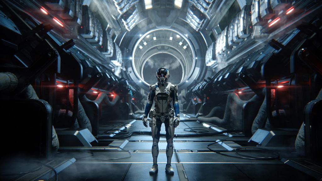Разработчики Mass Effect: Andromeda намекают на выход DLC