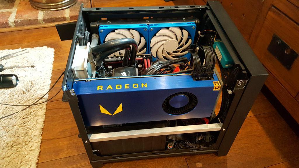 AMD Radeon Vega Frontier 3DMark 5