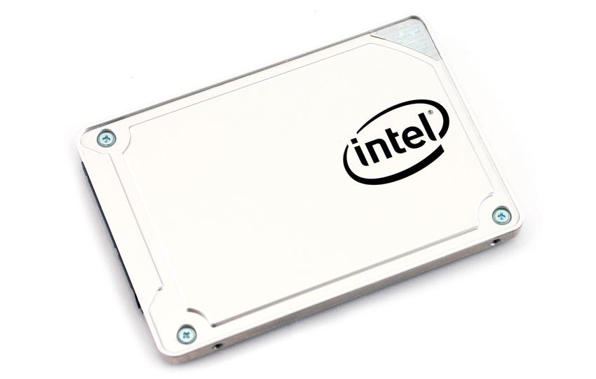 Intel выпустила линейку SSD-накопителей 545s