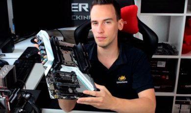 Der8auer: платформа Intel X299 – катастрофа для VRM-узла