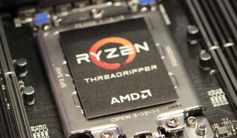 AMD Ryzen Threadripper cost 1