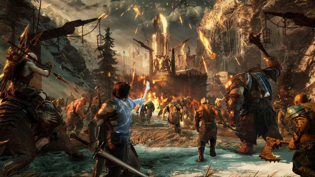 middle earth shadow of war delayed 1