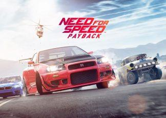 Гоночный симулятор Need For Speed Payback официально объявлен