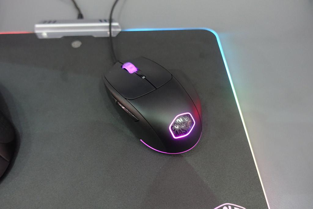 CoolerMaster Mastermouse MM 520 1