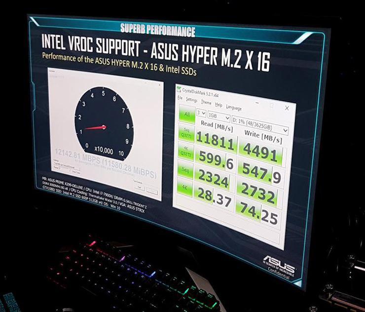 Intel VROC 4