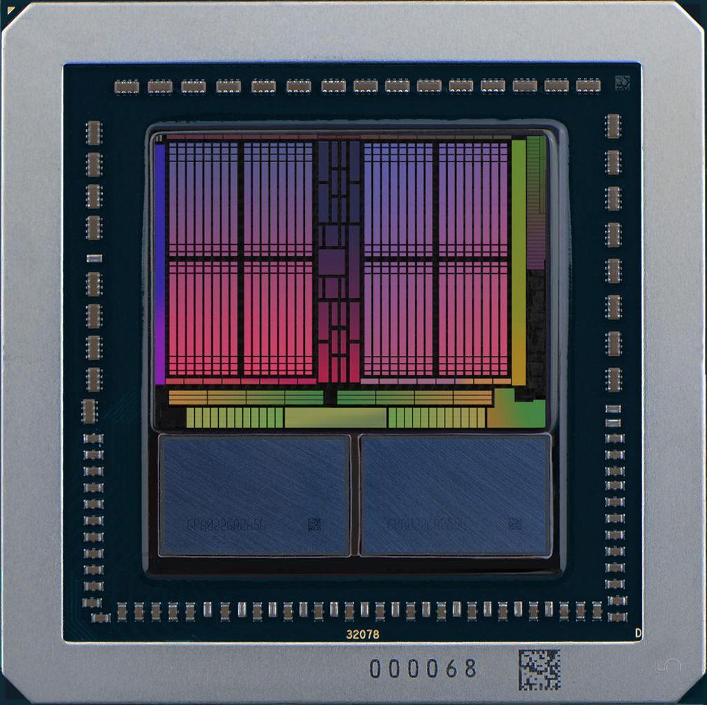 AMD Vega Die Shot