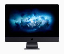 Новый Apple iMac Pro в плане технических характеристик очень впечатляет
