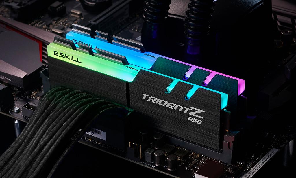 Установлен абсолютный рекорд частоты работы оперативной памяти – 5,5 ГГц
