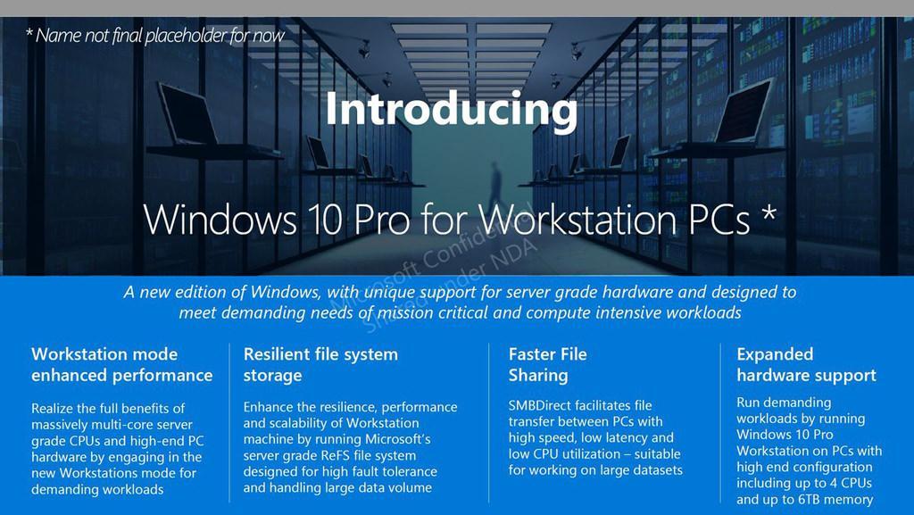 Microsoft готовит… еще одну версию Windows 10
