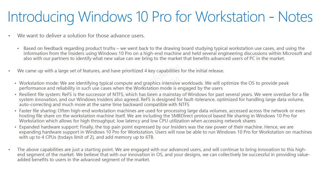 Windows 10 Pro for Workstation PC 2