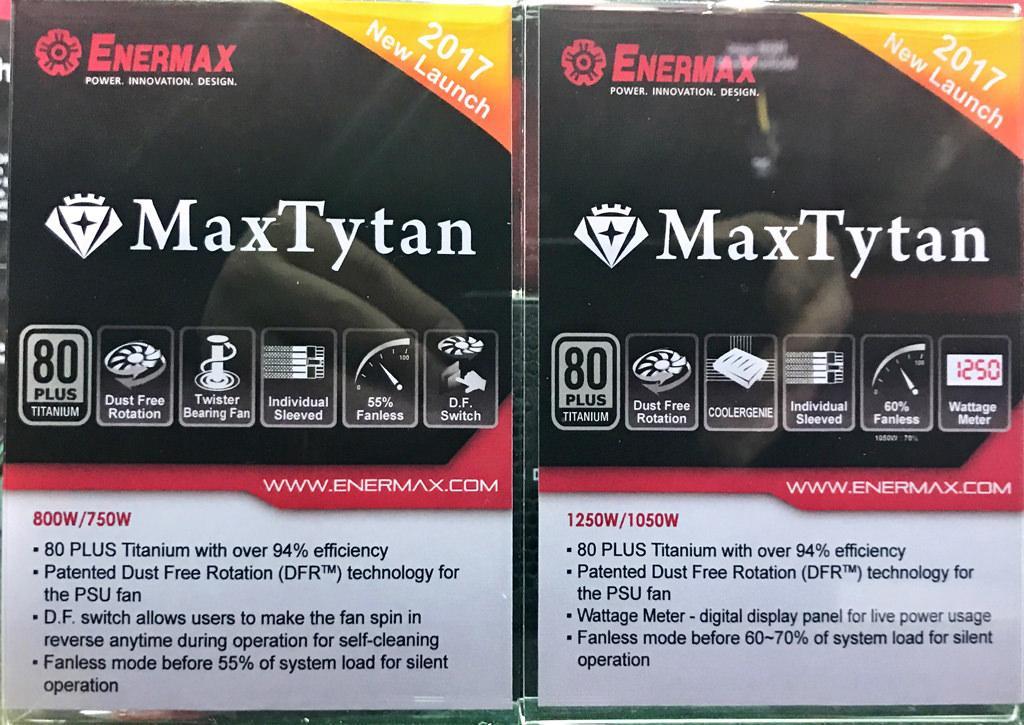 Enermax MaxTytan 4