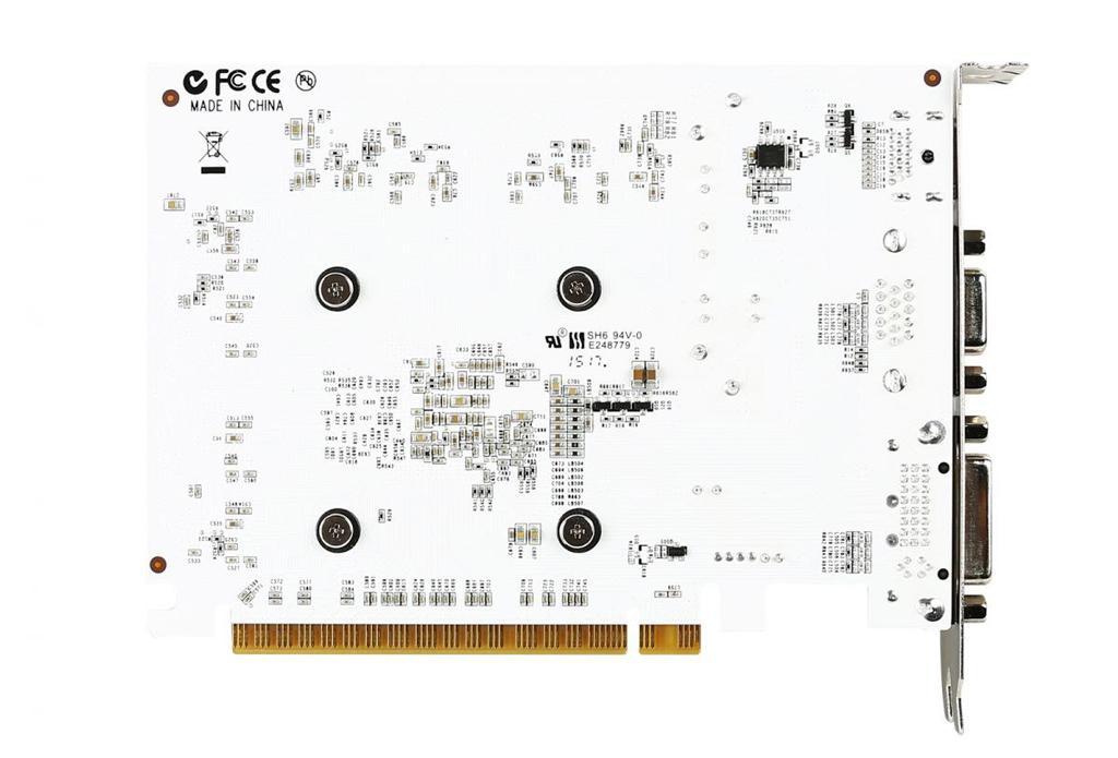 MSI GT 730 White PCB 4