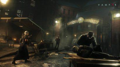 Focus Home Interactive представила Е3-трейлер игры Vampyr