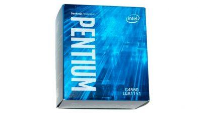 Intel сокращает производство процессоров Pentium G4560, т.к. они мешают продажам Core i3