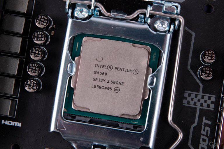 Intel Pentium G4560 Processor 2