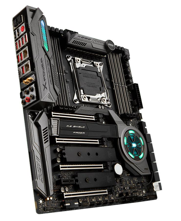 MSI X299 Xpower Gaming AC 5