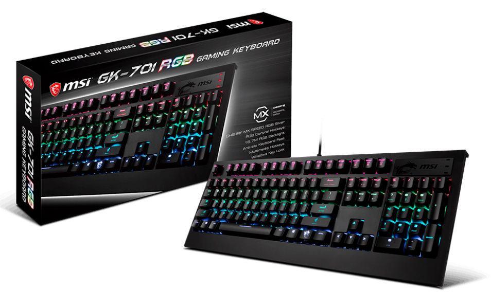 MSI GK 701 RGB 1