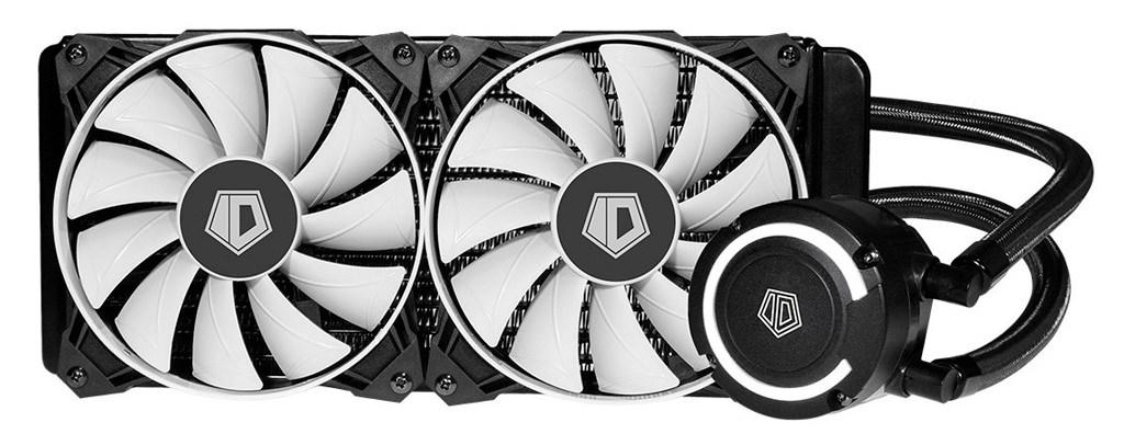 ID-Cooling анонсирует серию процессорных СВО FrostFlow+