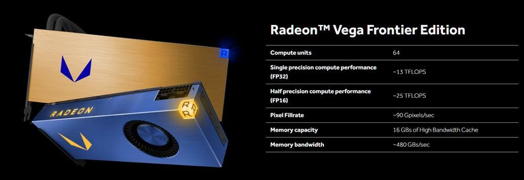 AMD Vega Frontier Edition Liquid 1
