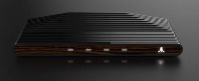 Atari показала первую новую консоль за 24 года – Ataribox
