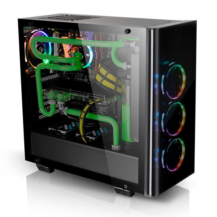 Thermaltake View 21 Tempered Glass 1