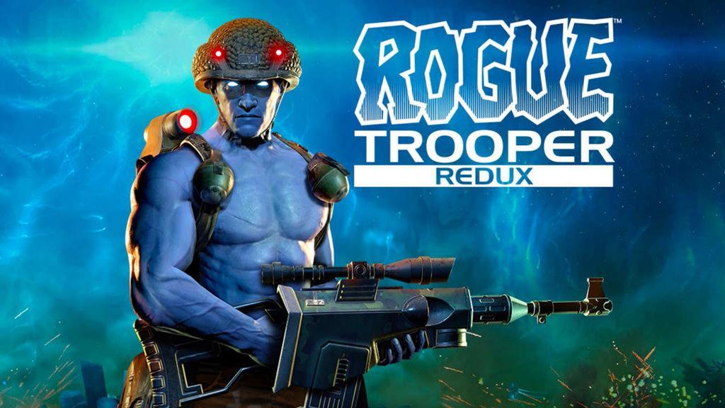 Студия Rebellion показала обновлённый Rogue Trooper Redux и назвала его дату выхода