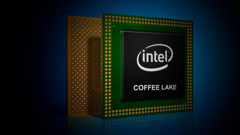 Замечены спецификации трех 6-ядерных процессоров Intel Coffee Lake
