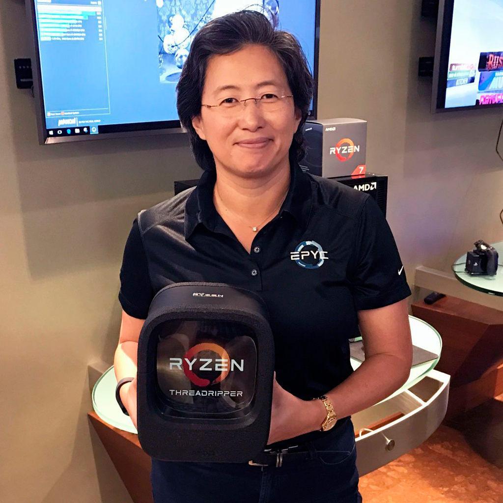 AMD Ryzen Threadripper box 2