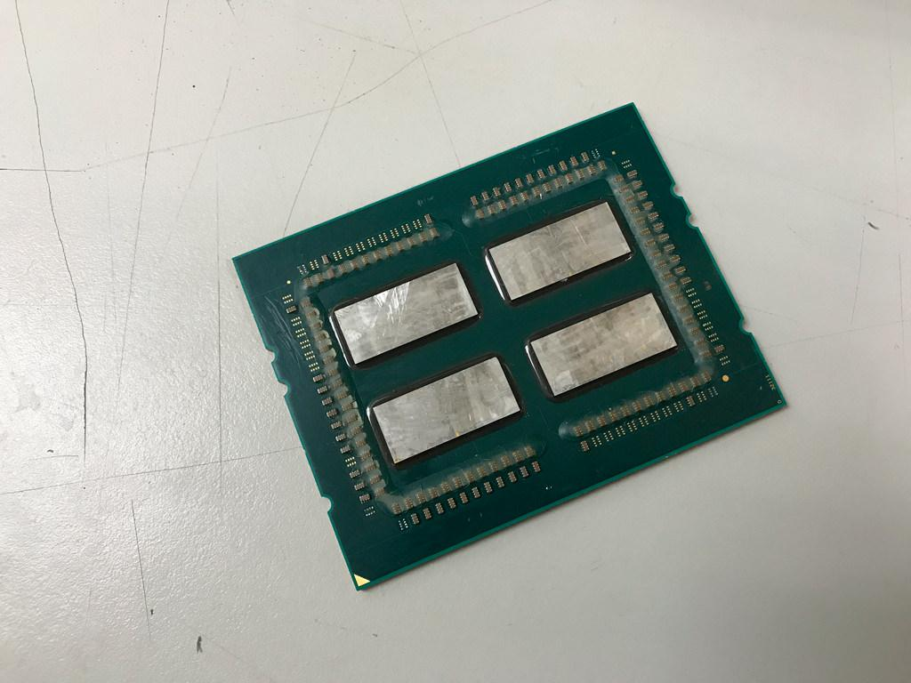 Threadripper Delidded this EPYC 2