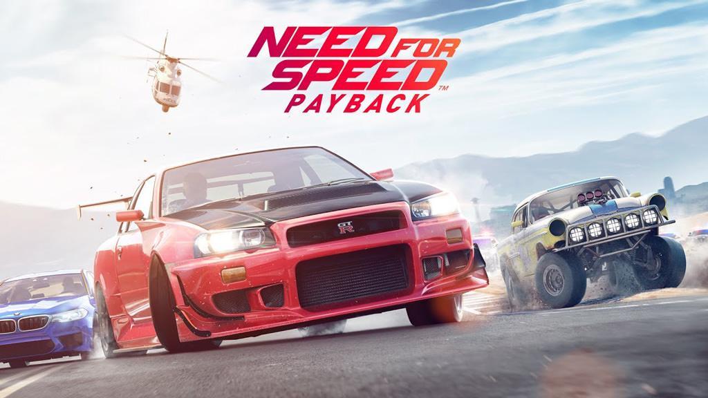 Новый трейлер Need For Speed Payback демонстрирует кастомизацию авто