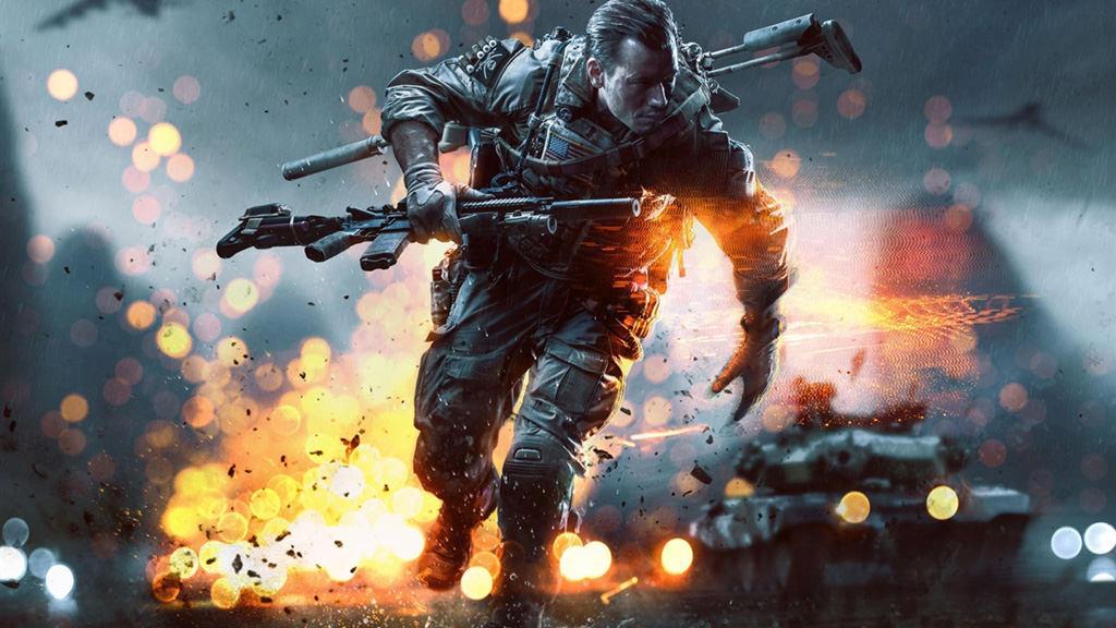 Компания EA собирается выпустить новую часть Battlefield в 2018 году