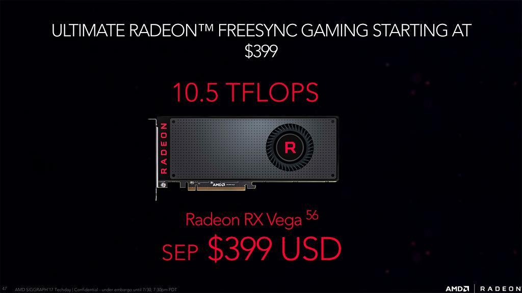 AMD Raden RX Vega 56 64 2