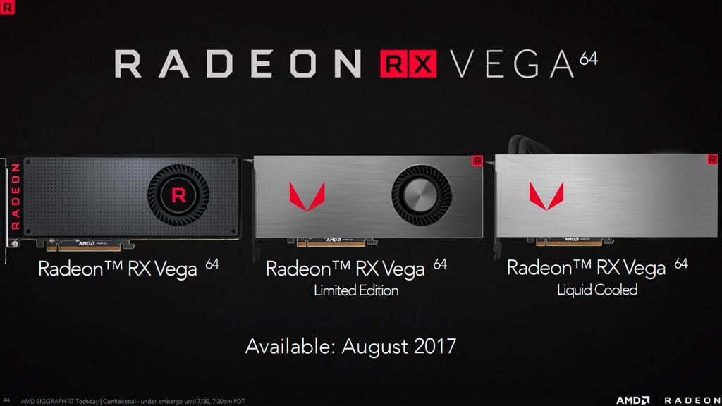AMD Raden RX Vega 56 64 5