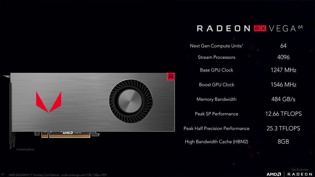 AMD Raden RX Vega 56 64 6